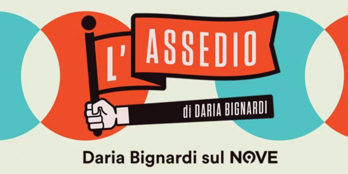 L'Assedio Daria Bignardi sul Nove