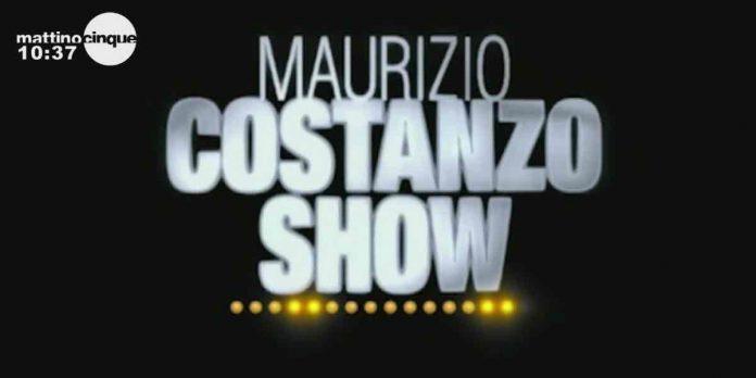 Mattino Cinque, il promo del Maurizio Costanzo Show