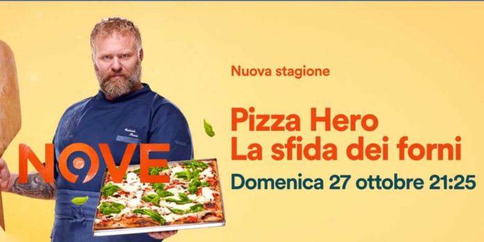 Pizza Hero 2 sul NOVE