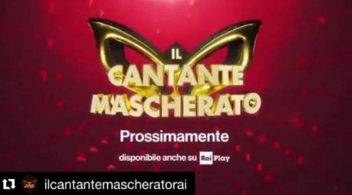 Il logo de Il Cantante Mascherato