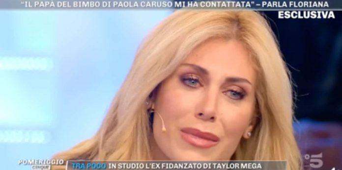 Paola Caruso Pomeriggio 5