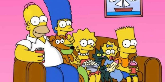 I Simpson 30 su Italia 1