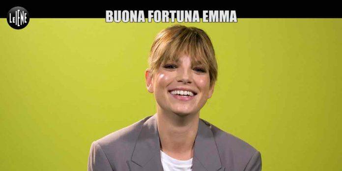 Emma Marrone a le Iene