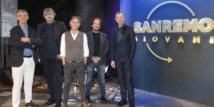 Sanremo Giovani 2020 su Rai1