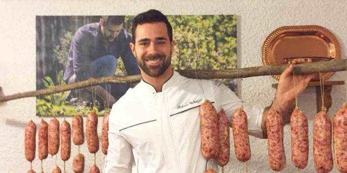 Uno Chef in fattoria con Roberto Valbuzzi