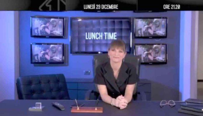 Alessandra Amoroso nel promo di Italia 1