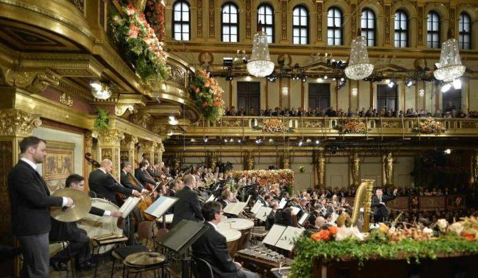 Concerto Capodanno Vienna su Rai 2