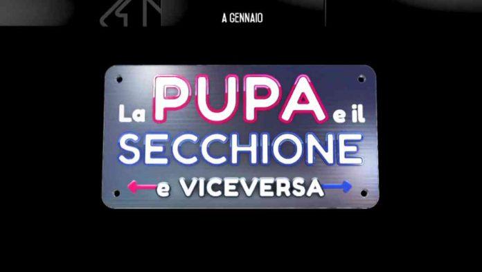 Il logo de La pupa e il secchione e viceversa