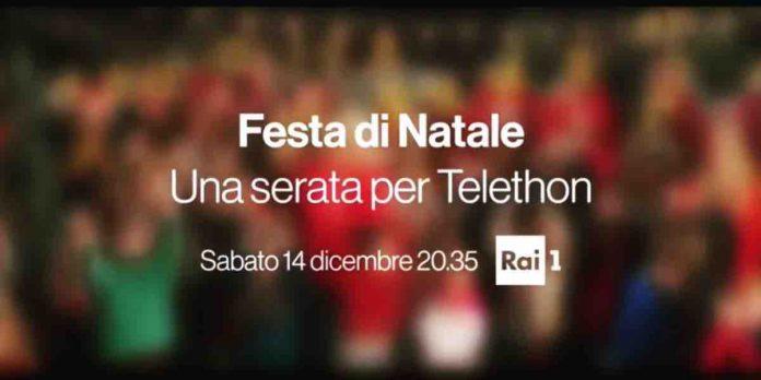 Festai di Natale 2019 Telethon