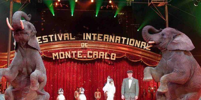 Festival Internazionale del Circo di Montecarlo su Rai3