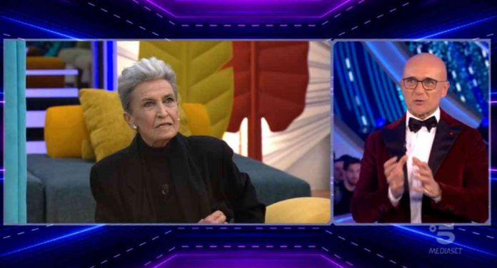 Barbara Alberti al Gf Vip 2020