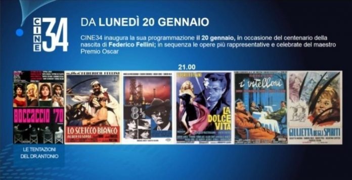 Nuovo canale Mediaset