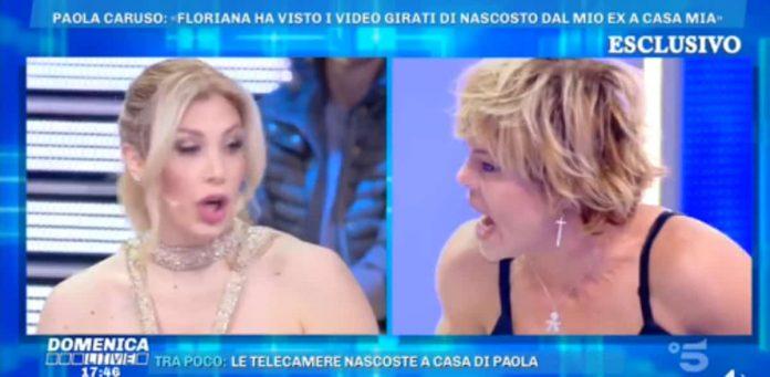 Domenica Live Floriana Secondi