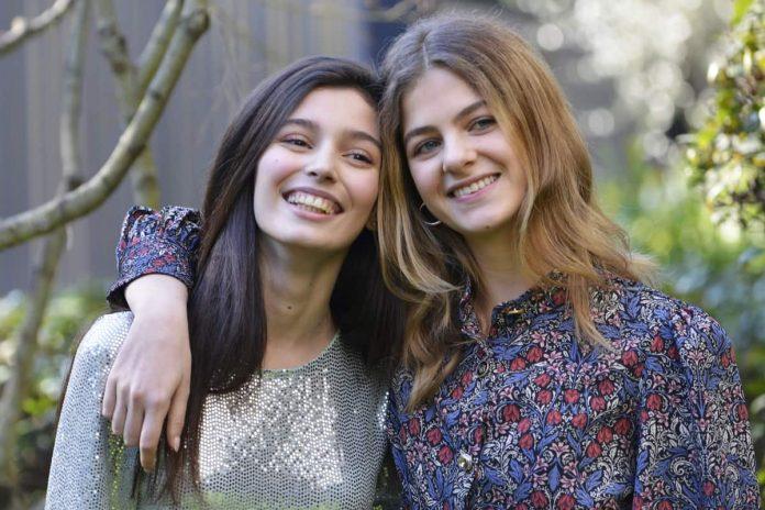 Gaia Girace e Margherita Mazzucco le protagoniste dell'amica geniale 2