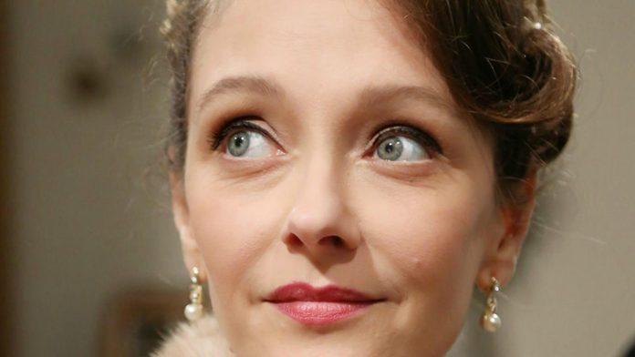 L'attrice interprete di Silvia Cattaneo al PDS