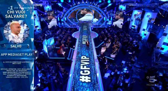 Il momento delle Nomination al Gf Vip 2020