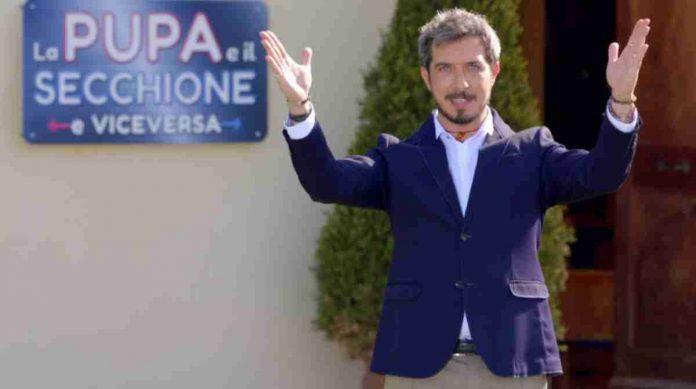 Paolo Ruffini conduttore de La Pupa e il Secchione 2020