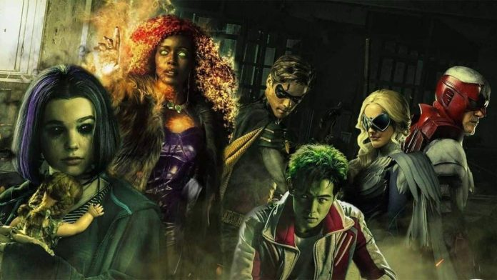 Titans 2 su Netflix