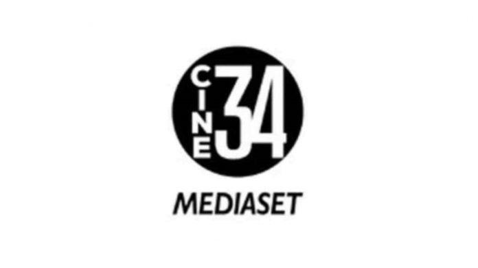 Nuovo canale Mediaset Cine34