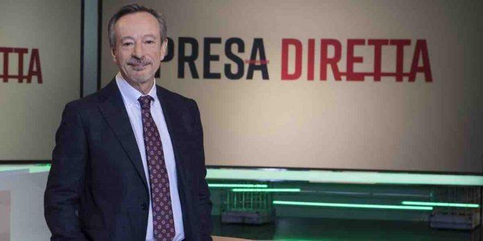 Presa Diretta 2020 su Rai3