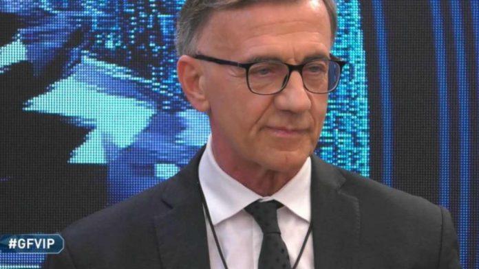 Michele Cucuzza, giornalista ed ex concorrente del Grande Fratello Vip