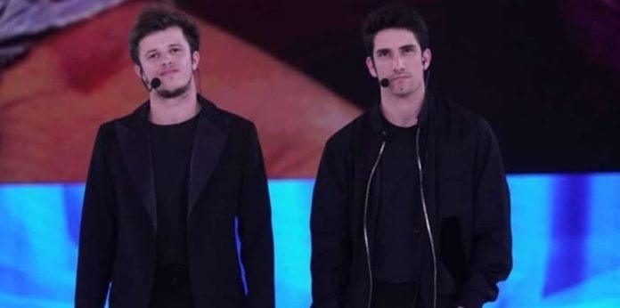 Amici 2020 Javier e Nicolai