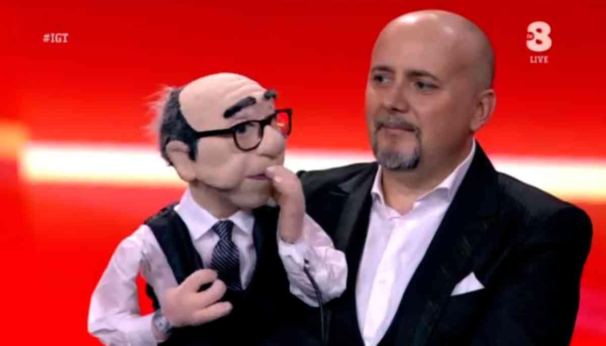 Andrea Fratellini e Zio Tore hanno vinto Italia's got talent 2020