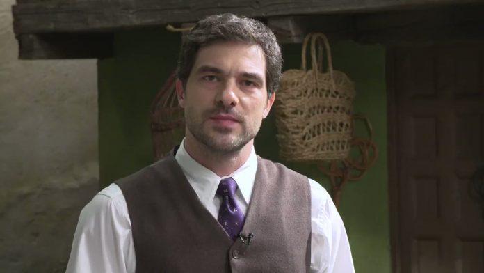 Inigo Maqueda, nuovo nel cast de il Segreto