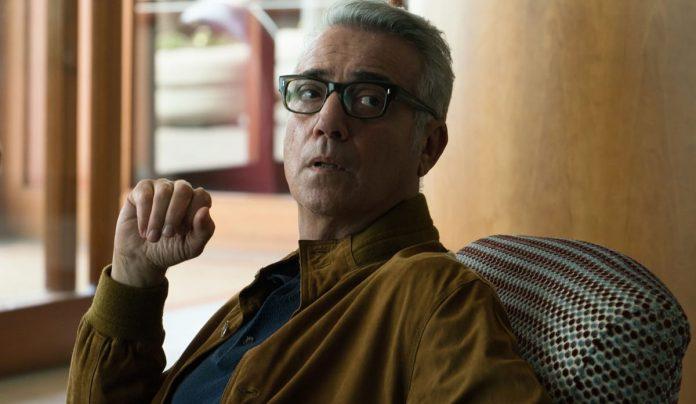 L'attore Massimo Ghini