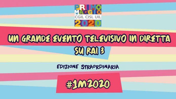 Primo Maggio 2020 su Rai 3