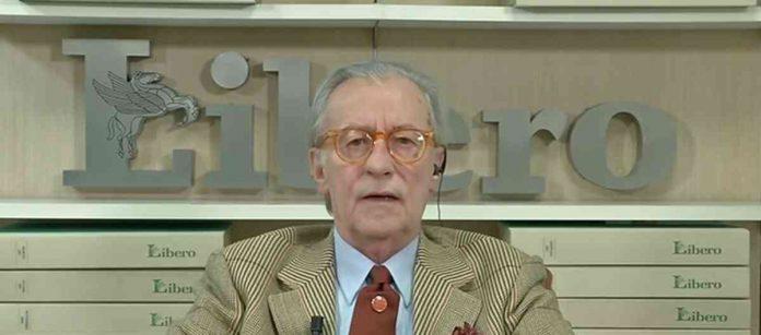Vittorio Feltri in tv