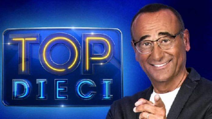 Top Ten - Carlo Conti