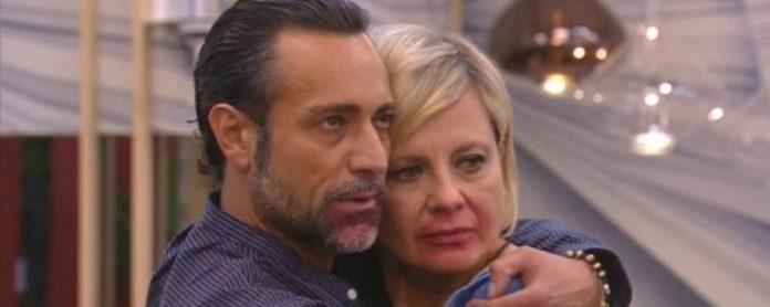 Antonella Elia e il fidanzato