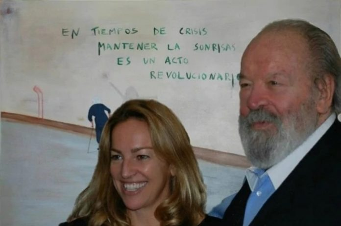 pedersoli christiana e bud spencer