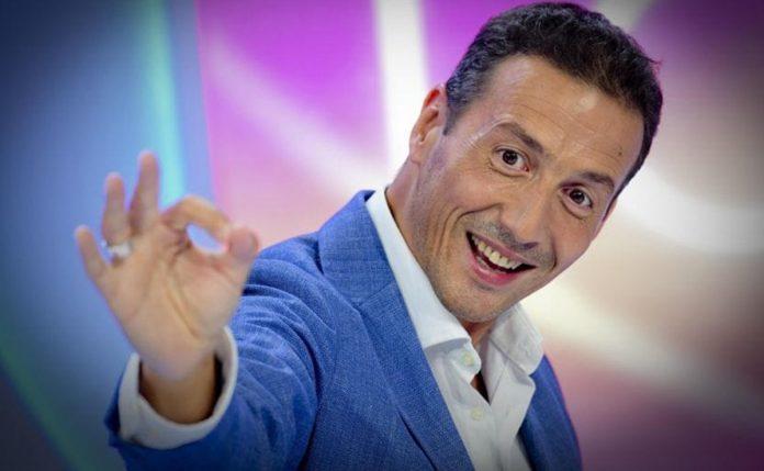 Il conduttore Alessandro Greco