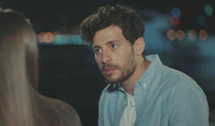 L'attore Ali Yagci è Osman Isik, il fratello di Ayhan