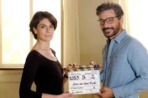 Anna Valle e Giuseppe Zeno girano per Canale 5 la fiction
