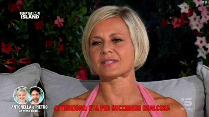 Antonella Elia dopo Temptation Island 2020