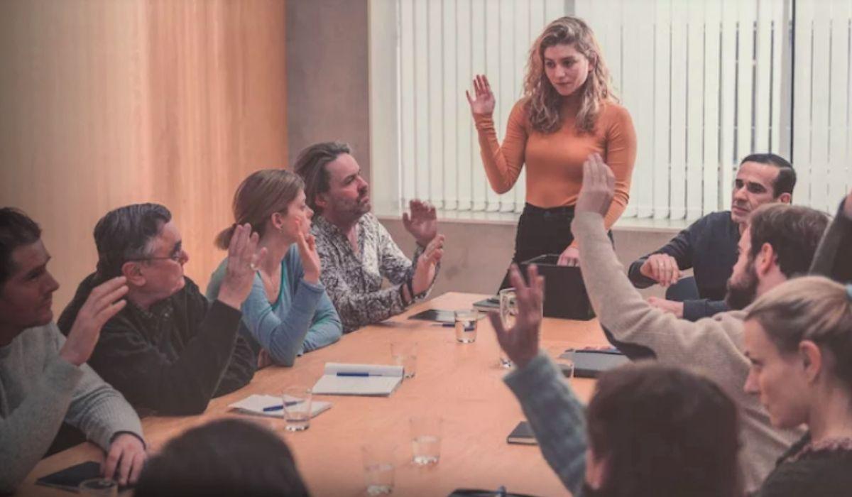 I dodici giurati, la serie Tv belga su Netflix dal 10 luglio