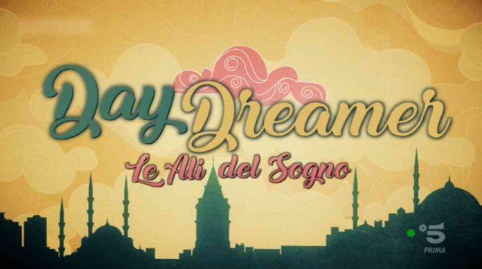 Il logo di Daydreamer - Le ali del sogno
