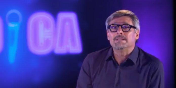 Pino Rinaldi su Rai 3 con il nuovo programma La Dedica