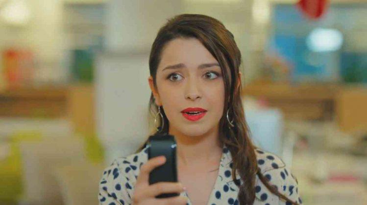 L'attrice Sibel Sisman è Güliz Yıldırım in Daydreamer - Le ali del sogno