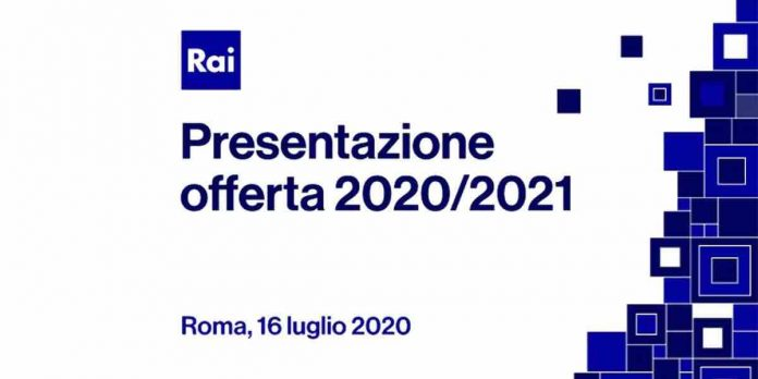 Palinsesti Rai serie tv fiction 2020 2021
