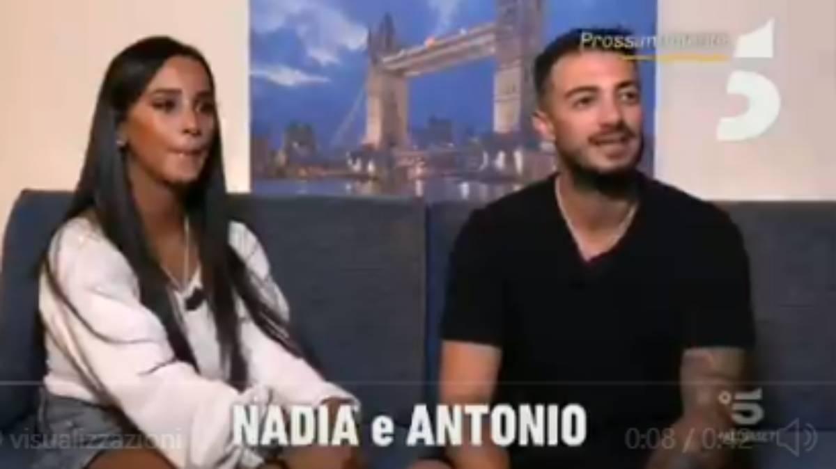 Nadia e Antonio sono la prima coppia ufficiale di Temptation Island 2020 con Alessia Marcuzzi
