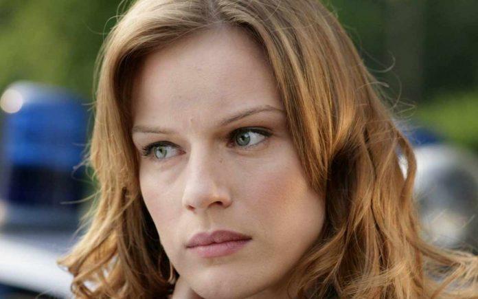 L'attrice Antonia Liskova
