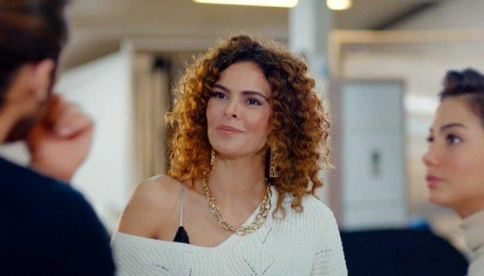 L'attrice Gamze Topuz interpreta Ceyda in Daydreamer - Le ali del sogno
