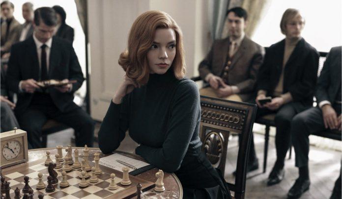 La regina degli scacchi su Netflix