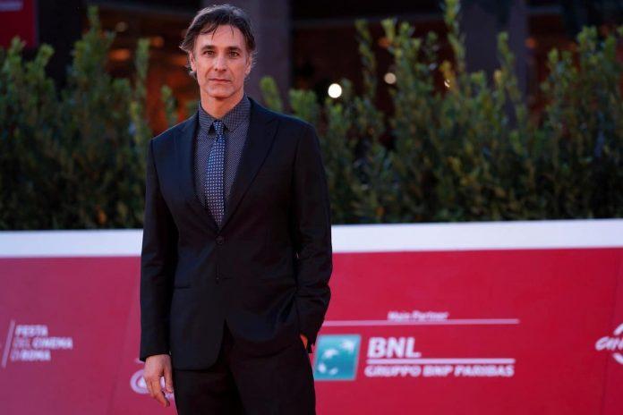 Raul bova, dimagrito al festival del cinema di Roma