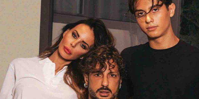 Nina Moric, Fabrizio Corona e figlio Carlos