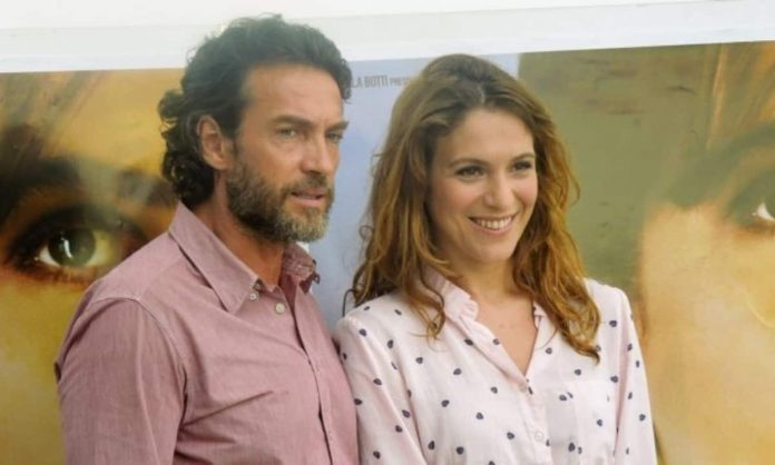 Alessio Boni, Isabella Ragonesi